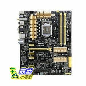[103 美國直購 ShopUSA] ASUS 主機板 Z87-Pro -LGA1150 Intel Z87 Chipset HDMI SATA 6Gb/s USB 3.0 ATX Motherboard $9939