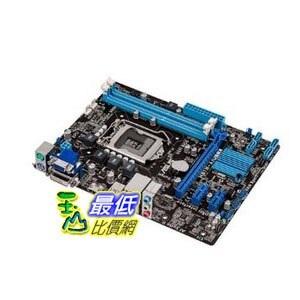 [103 美國直購 ShopUSA] ASUS 主機板 H61M-A/USB3 uATX DDR3 2200 LGA 1155 Motherboards $2819