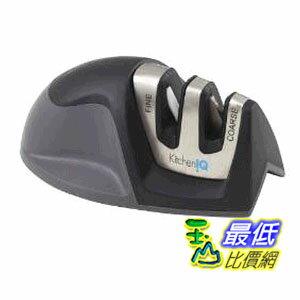 [美國直購 ] KitchenIQ 50009 Edge Grip 2 Stage Knife Sharpener 廚房用兩段式 磨刀組.菜刀磨刀器 $451