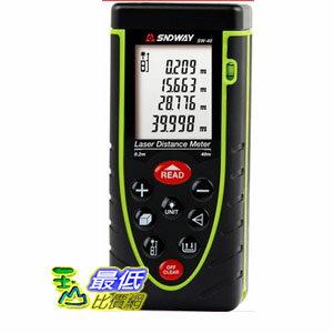 [103 玉山最低比價網] 深達威 SW40 鐳射測距儀 紅外線電子尺 鐳射尺 40米 $2447