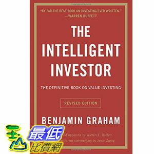 [美國直購] 2015 Amazon 暢銷書排行榜 The Intelligent Investor The Definitive Book on Value Investing 006055566 $854