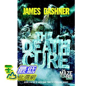 ^~美國直購^~ 2015 Amazon 暢銷書排行榜 The Death Cure ^(