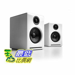 [104美國直購] Audioengine White 揚聲器 B00FE9XGVM A2+ Premium Powered Desktop Speakers Pair $11486