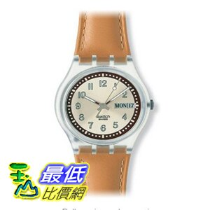 [美國直購 ShopUSA] Swatch 手錶 Originals Croissant Chaud Unisex Watch GE700 $2152