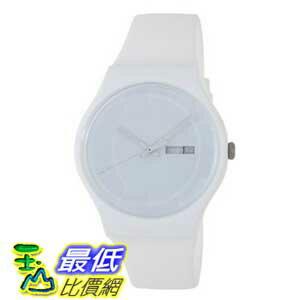 [美國直購 ShopUSA] Swatch 手錶 Originals White Rebel Mens Watch SUOW701 $2488