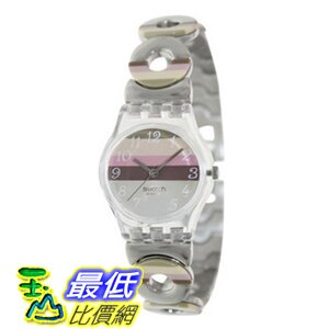 [美國直購 ShopUSA] Swatch 手錶 Metallic Dune Multicolor Stainless Steel w/ Resin Ladies Watch LK258G $2299