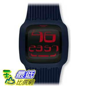 [美國直購 ShopUSA] Swatch 手錶 Touch Dark Blue Unisex Watch SURN101 $9353
