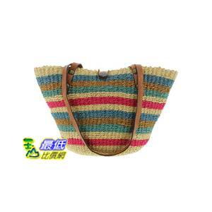 [美國直購 ShopUSA] Patricia 手提包 Nash Women's Multicolor Travola Tote Handbag M1200506PAN $3929