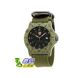 [美國直購 ShopUSA] Luminox 手錶 Black OPS Carbon 8800 Black Dial Green Nylon Strap Mens Watch SU8817.GO bfy $8146