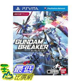 (刷卡價) PS Vita PSV 鋼彈破壞者 日文 白金版 _AD2 $699