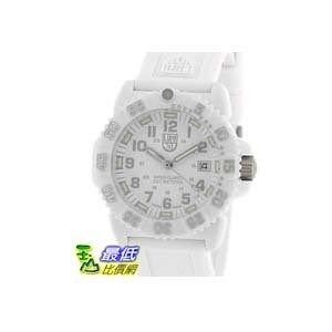 [美國直購 ShopUSA] Luminox Colormark 手錶 Whiteout White Dial White Rubber Ladies Watch 7057.WO $7773