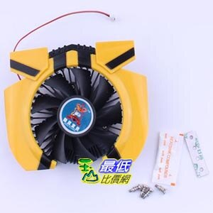 _a@[103玉山最低比價網] 電腦 主機 顯卡 散熱 12CM 5.3cm孔距 2PIN電源 風扇 超靜音 (792553) $209