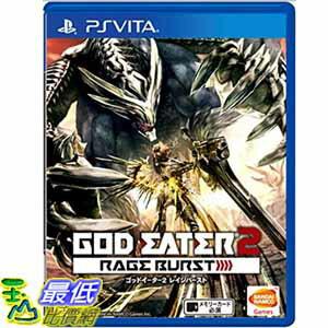 (現金價)  PSV 噬神戰士 2 狂怒解放 噬神者 2 狂怒解放 中文版