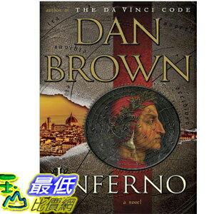 [美國直購 ShopUSA] (2013 美國暢銷書榜單)Inferno Hardcover by Dan Brown  (Author) 0385537859 $990