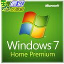 [美國直購 ShopUSA] 家庭高級版 Windows 7 Home Premium SP1 64bit (OEM) System Builder DVD 1 Pack $3937