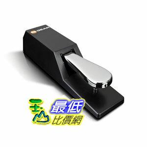 [104美國直購] M-Audio SP-2 SP2 Sustain Pedal US65010 電子琴 鋼琴合成鍵盤-延音踏板