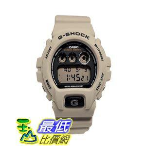 [美國直購 ShopUSA] Casio G Shock Black Dial Sand Beige Resin Strap 男士手錶 DW6900SD bfy