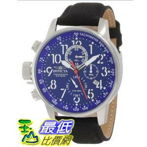 [美國直購 ShopUSA] Invicta Lefty Force Chronograph Blue Dial Stainless Steel 男士手錶 1513