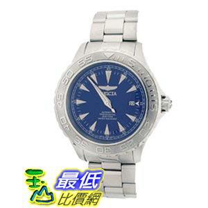 [美國直購 ShopUSA] Invicta Pro Diver Ocean Ghost Blue Dial Stainless Steel Automatic 男士手錶 2301