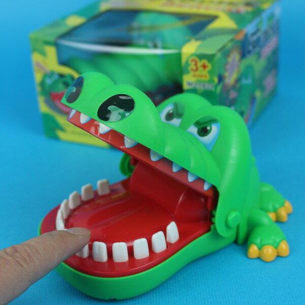 鱷魚拔牙齒 1631 瘋狂鱷魚咬咬樂/一個入{促99}整人玩具 桌遊~CF30329.錸16131