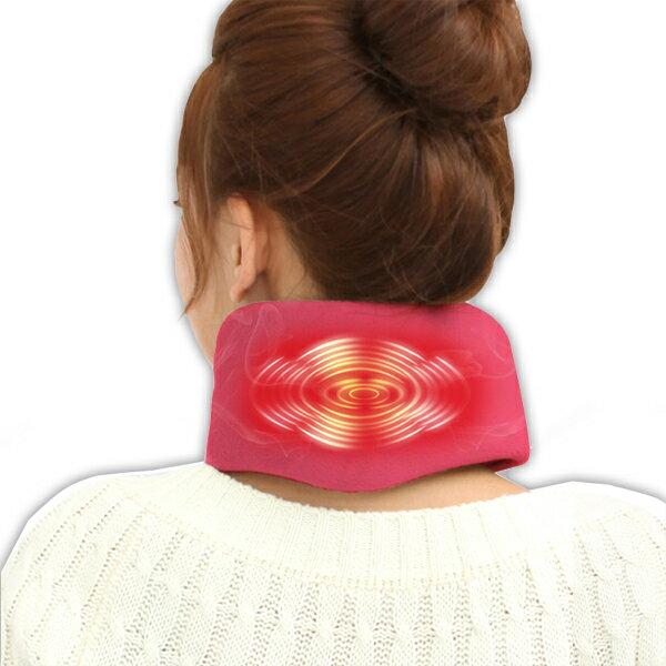【3C控必備】四段溫控 香薰熱敷頸罩 可拆洗 USB 脖子痠痛推薦 遠紅外線 舒緩疲勞 『無名』 N01117 1