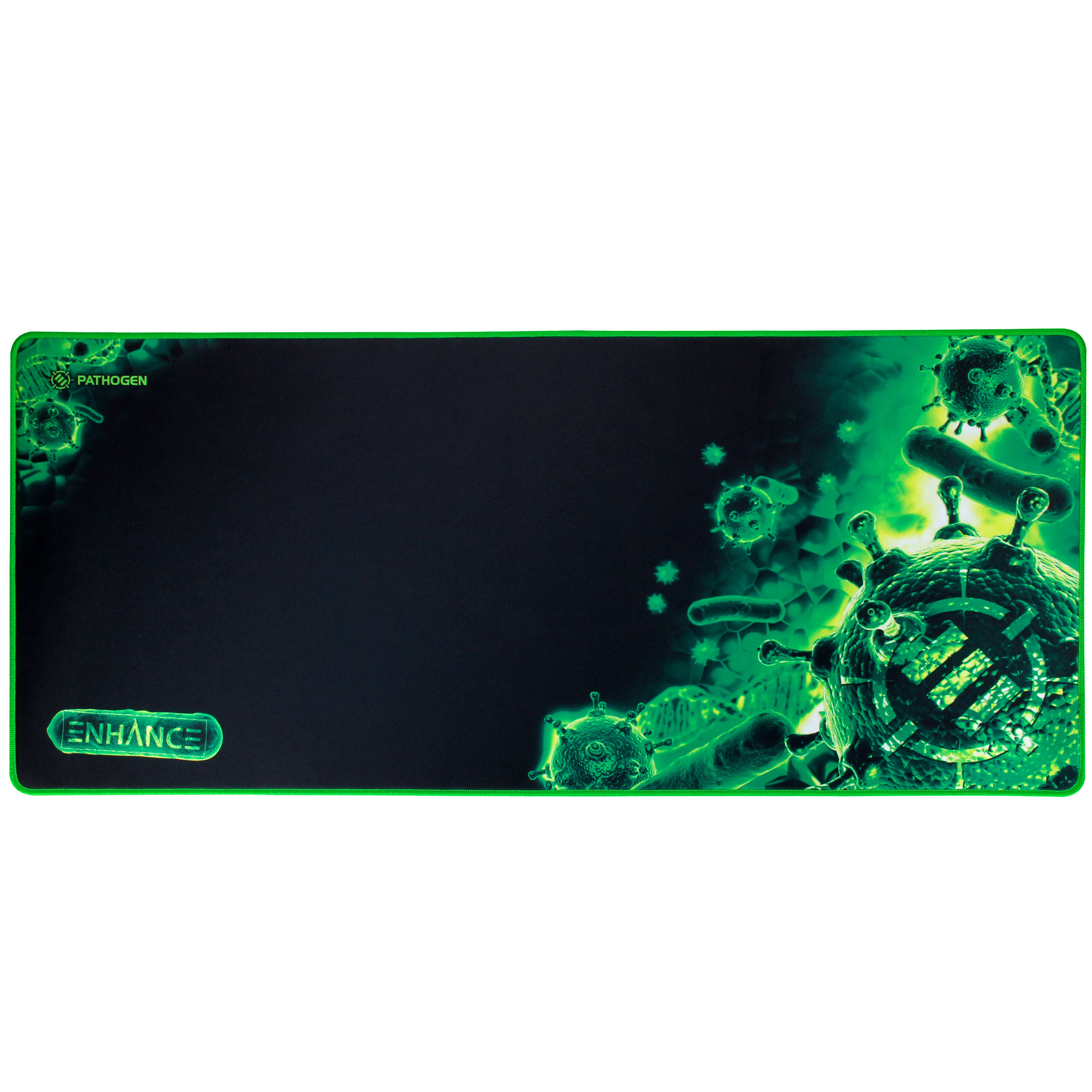 ENHANCE GX-MP2 XL Extended Gaming Mouse Pad Mat (31.5? x 13.75?) with Low-Friction Tracking Surface 0