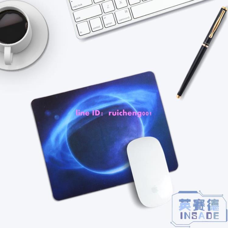 滑鼠墊加厚女生卡通護腕游戲電腦桌動漫創意墊子桌面
