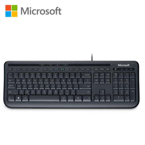 Microsoft 微軟 600 標準鍵盤【三井3C】