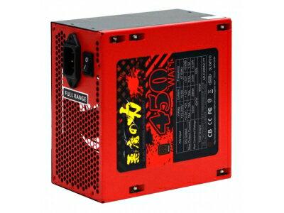 【迪特軍3C】YAMA 雅瑪 惡魔之力 450W 80+銅牌 電源供應器 全新盒裝