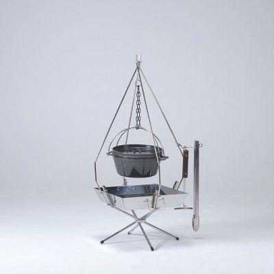 ├登山樂┤日本UNIFLAME荷蘭鍋吊鍋架-12吋#U683330
