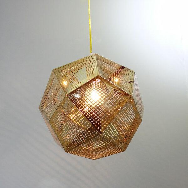 金色金屬吊燈(PO31901) / H&D東稻家居 / 好窩生活節 0