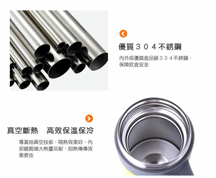 migo燜燒罐400ml 304不銹鋼內外 真空強效保溫  悶燒罐 / 燜燒壺 / 保溫飯盒 304不鏽鋼 6