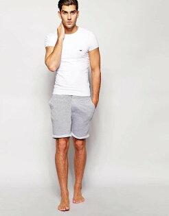 GAArmani彈力舒適修身素面短袖T恤