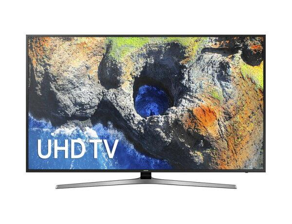 【迪特軍3C】SAMSUNG40型4K智慧連網電視UA40MU6100WXZWLED平面電視液晶電視