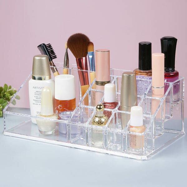 化妝品收納 飾品收納 壓克力盒 收納盒 飾品架 飾品盒 化妝品盒 抽屜櫃 《YoStyle》唯美化妝收納盒
