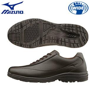 B1GC161758(深咖啡) WAVE LD40 IV 第4代日本大人氣寬楦健走鞋【美津濃MIZUNO】