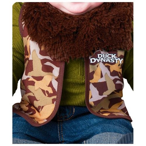 Duck Dynasty: Willie Baby Costume 2