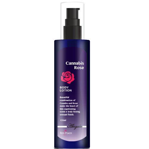 RP玫瑰香氛身體乳液