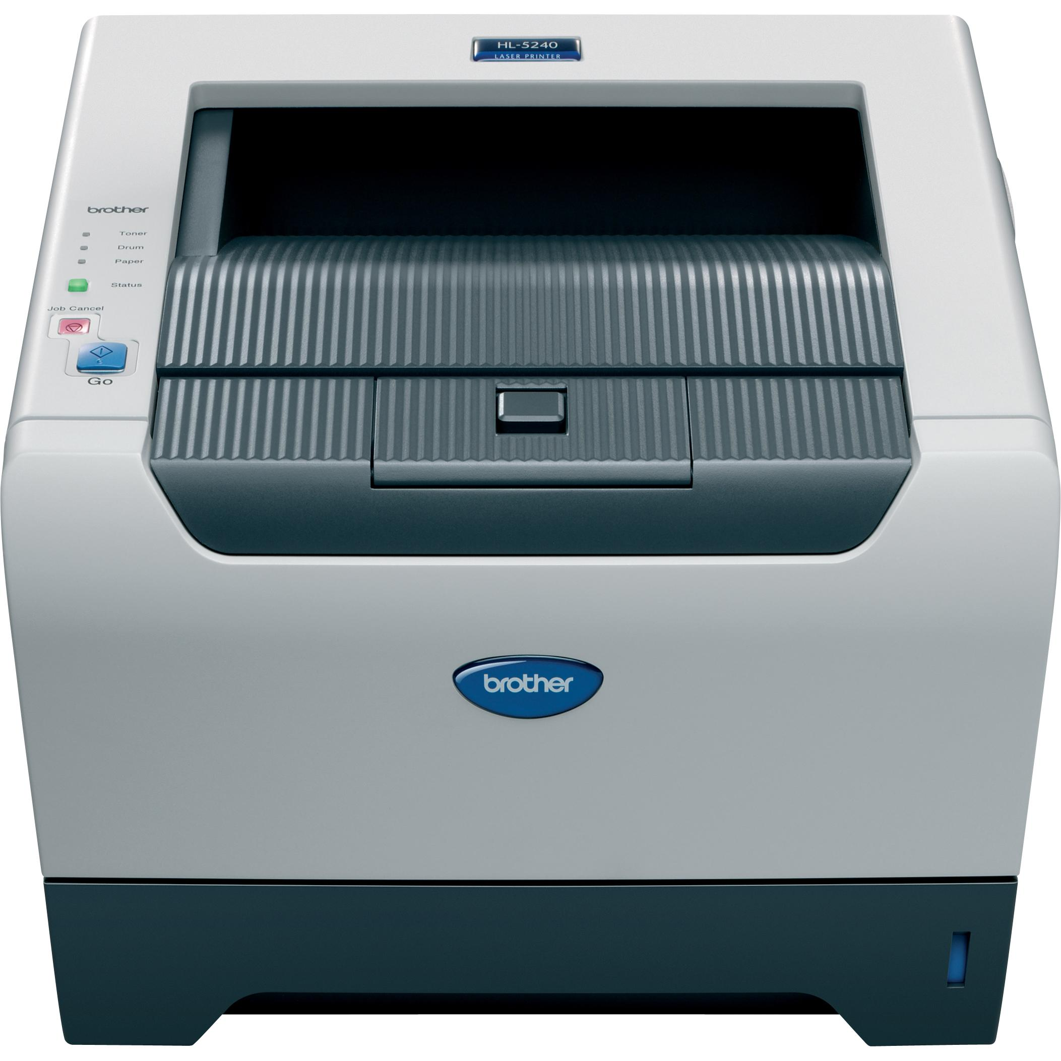 Brother HL-5240 High-Speed Desktop Office Laser Printer 0