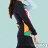 【Milida,全店七折免運】-秋冬單品-上衣款-人物插畫藝術拉鍊款 1