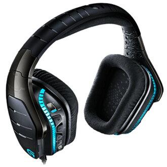Logitech 羅技 G633 RGB 7.1 環繞音效遊戲耳機麥克風【9/30前全店指定款95折+6期0利率】