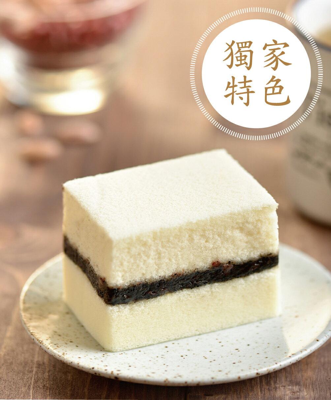 豆腐蛋糕 (輕甜點的最佳選擇)  400g/條