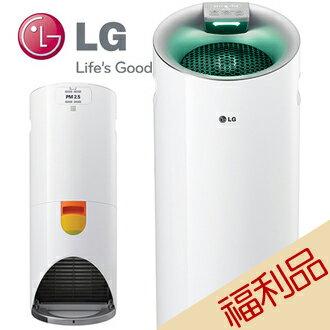 【實演機】LG 樂金 PS-W309WI 韓國原裝進口 空氣清淨機 大白 送負離子被