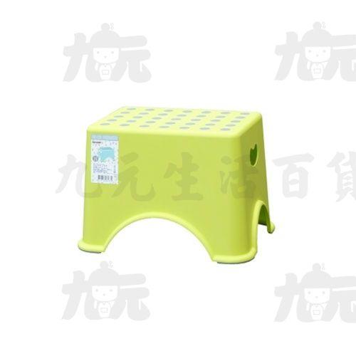 【九元生活百貨】聯府RC-123中圓點止滑椅板凳兒童椅塑膠椅RC123