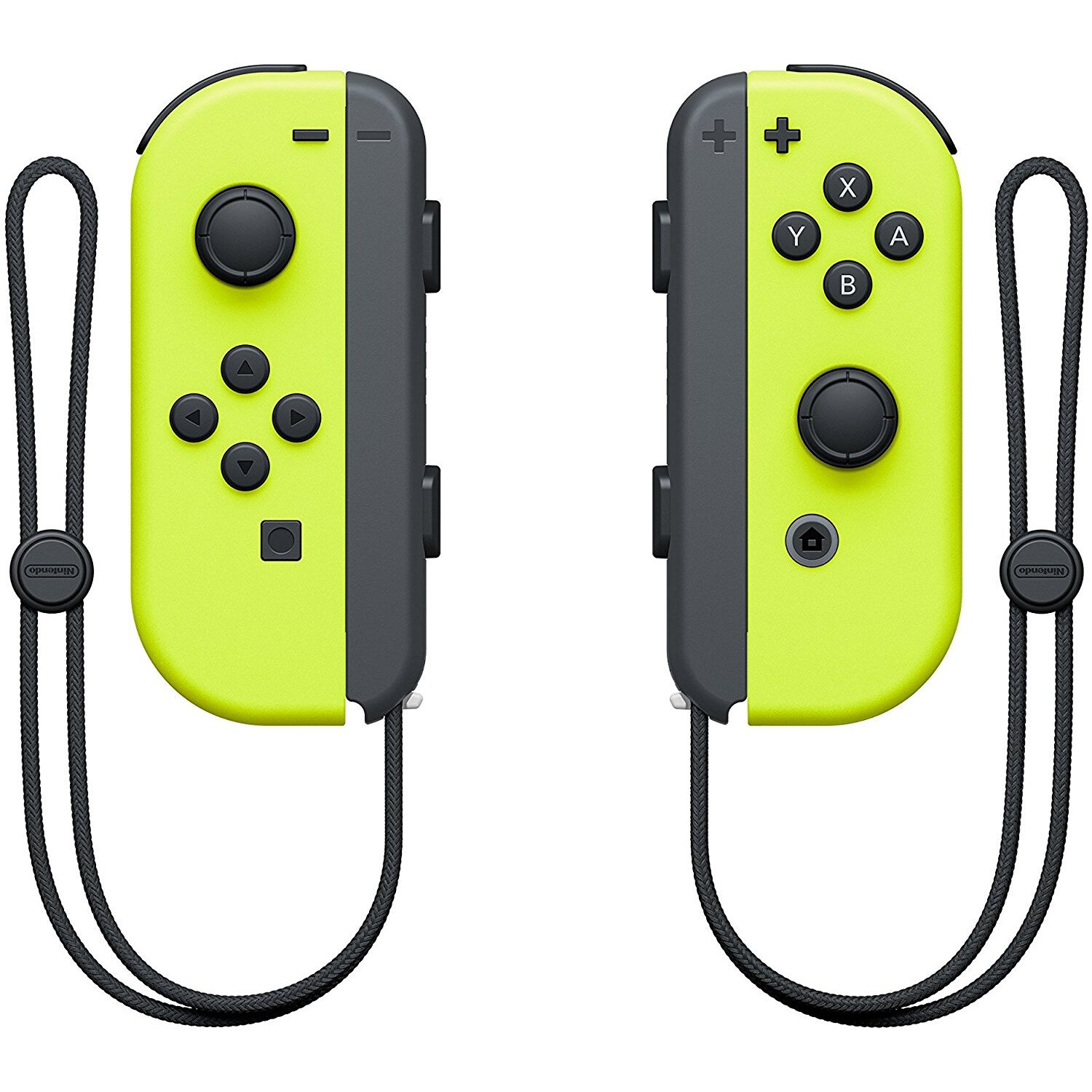 Nintendo Switch - Joy-Con - Neon Yellow - (Left/Right) Controllers 1