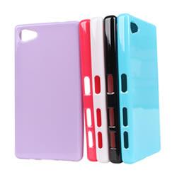 Ultimate- Sony Xperia Z5 Compact 亮麗全彩軟質手機保護套 手機背蓋 手機殼 果凍保護套