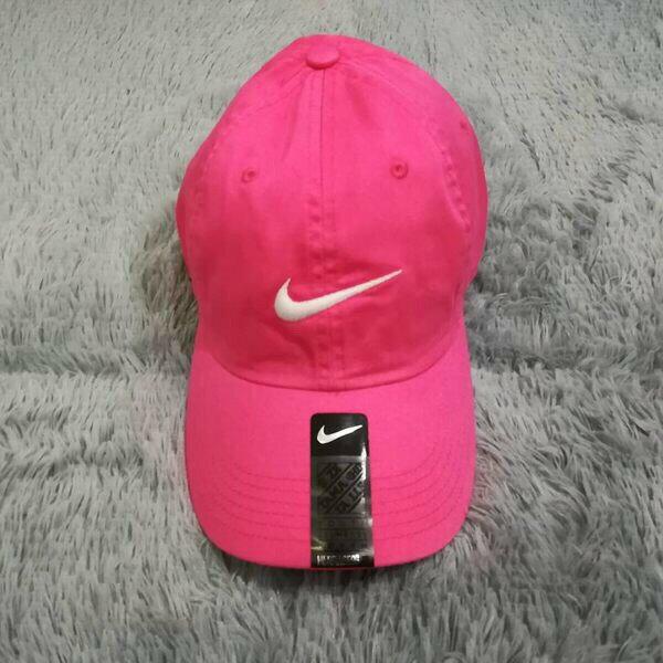 Kumo shoes Nike 粉紅 老帽