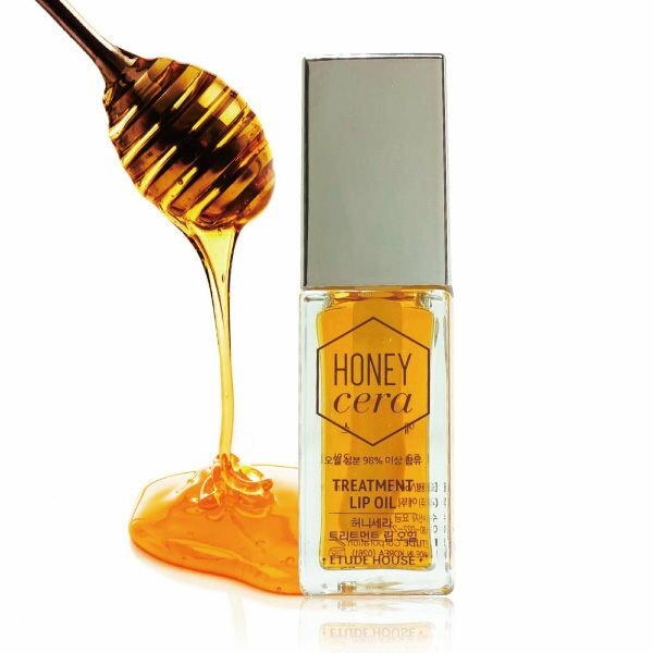 韓國ETUDEHOUSE蜂蜜修護唇油護唇膏7ml【櫻桃飾品】【25784】