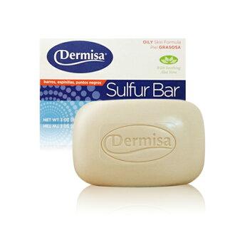 美國Dermisa 粉刺淨膚皂 85g♦ 樂荳城 ♦