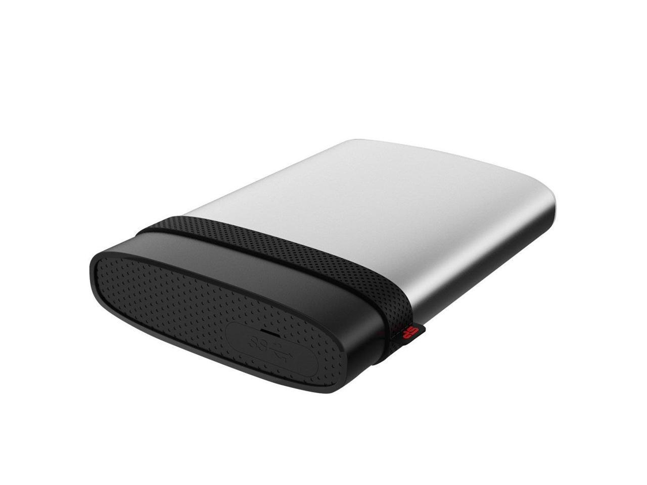 Silicon Power Armor A85 2TB USB 3.0 Rugged Portable 2.0TB External Hard Drive